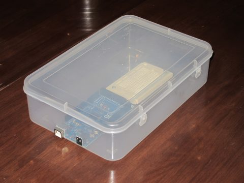 Arduino Project Box on-the-cheap