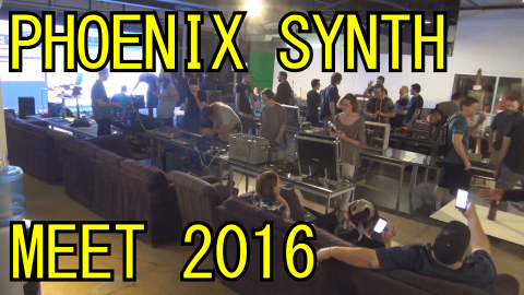 Phoenix Synth Meet 2016