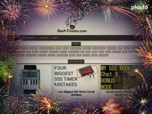 bent tronics new website